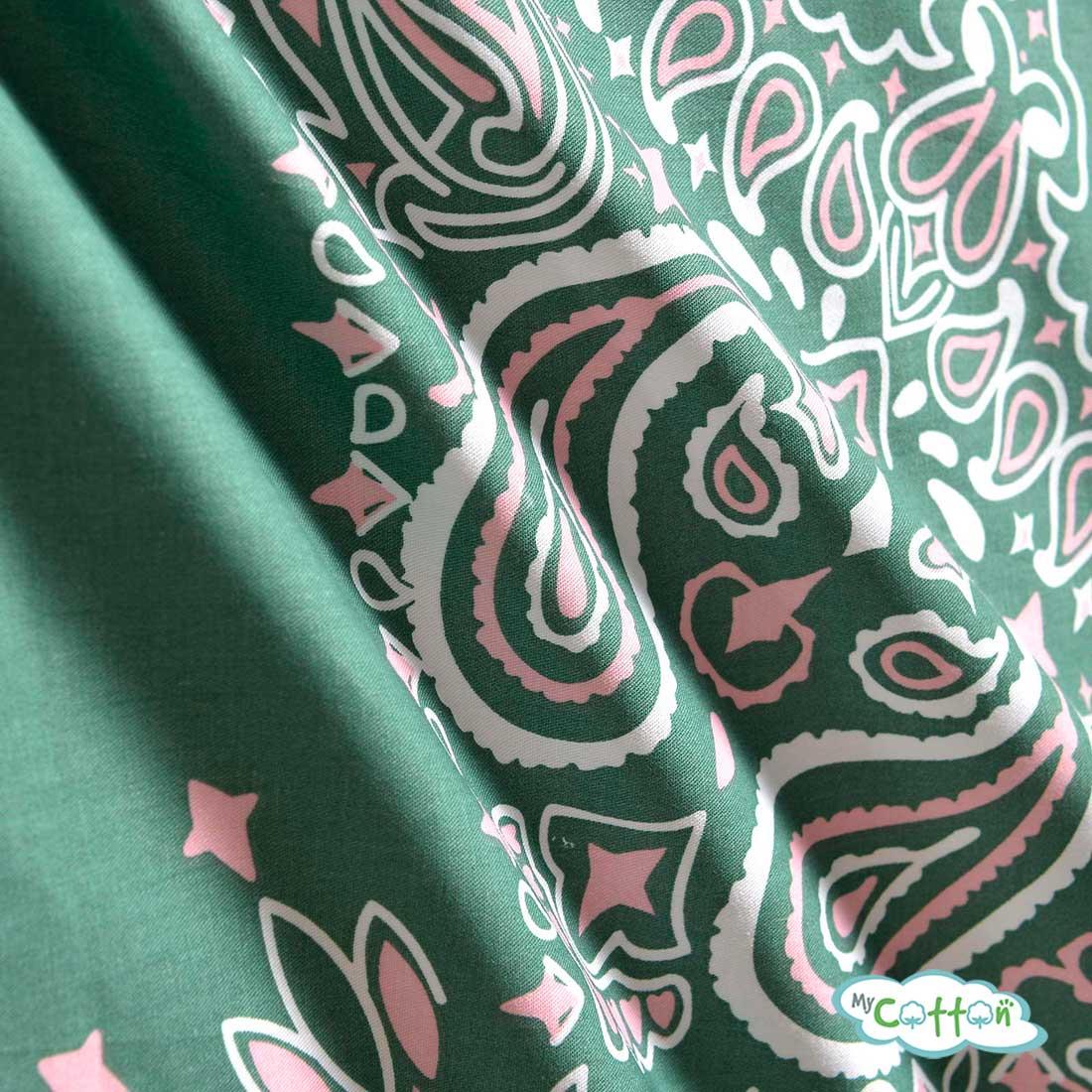 Постельное белье из сатина Эдвин6