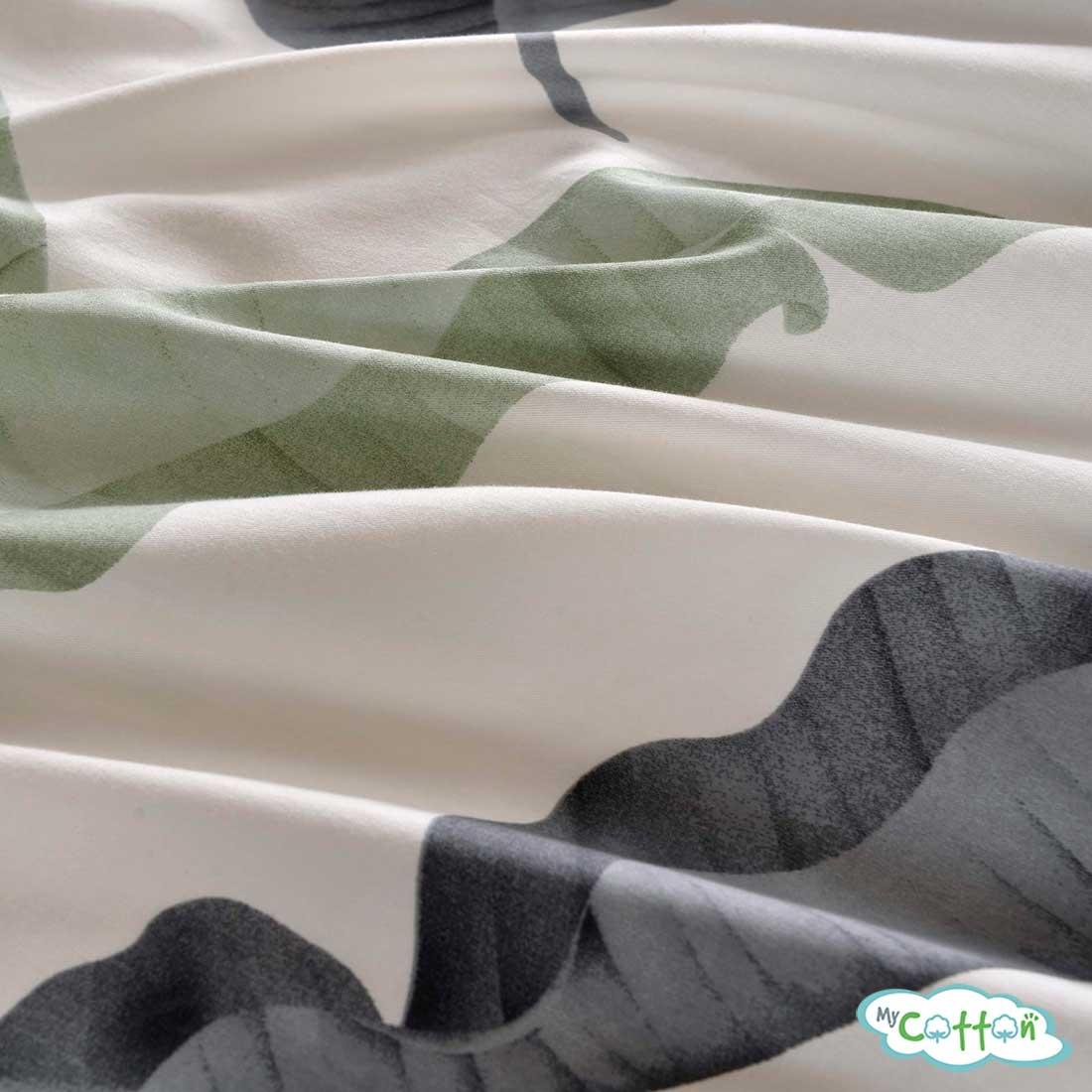 Постельное белье из сатина Флора6