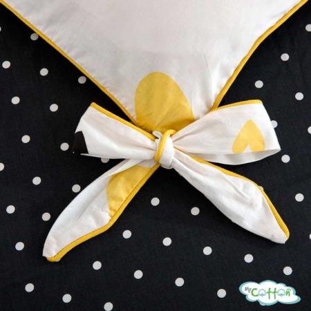 Постельное белье из сатина Хлоя №6