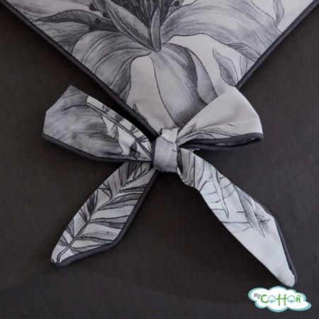 Постельное белье из сатина Хлоя7