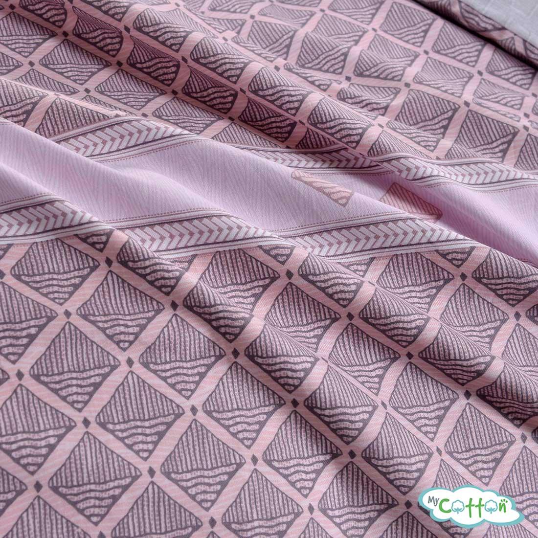 Постельное белье из сатина Шелби3