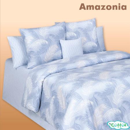 Постельное белье сатин Amazonia (Амазония)