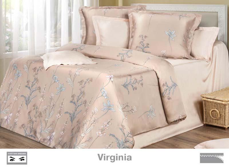 Постельное белье Cotton Dreams Virginia (Вирчиния)