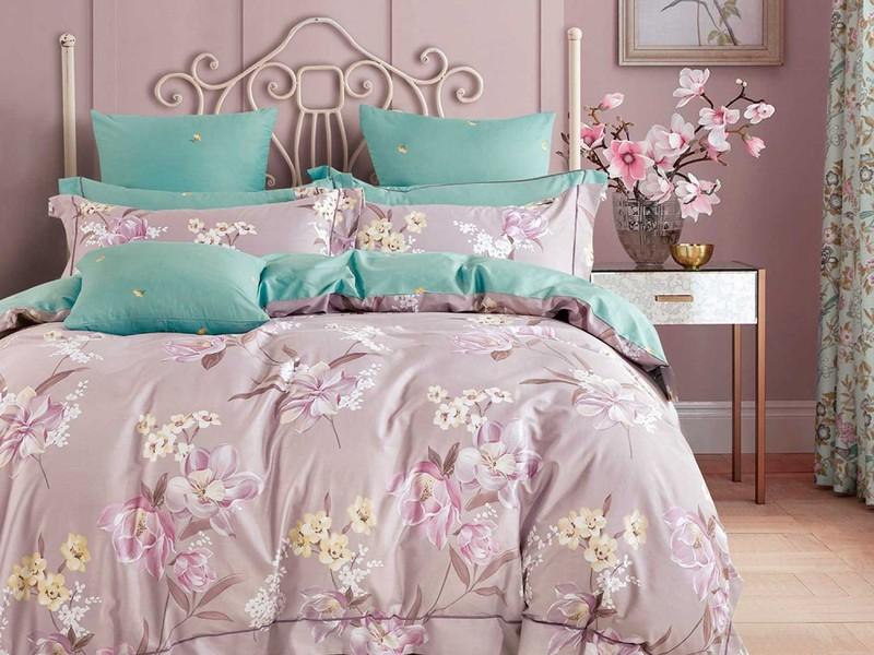 Купить постельное белье сатин 1361 с бесплатной доставкой