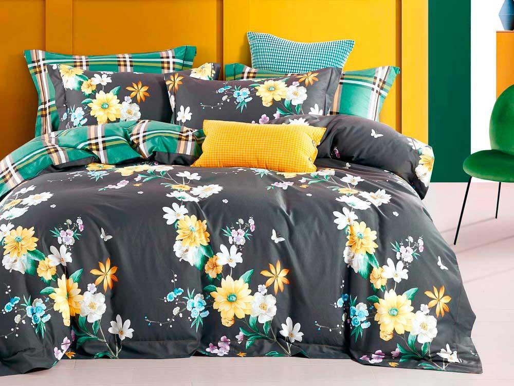 Купить постельное белье сатин 1465 с бесплатной доставкой