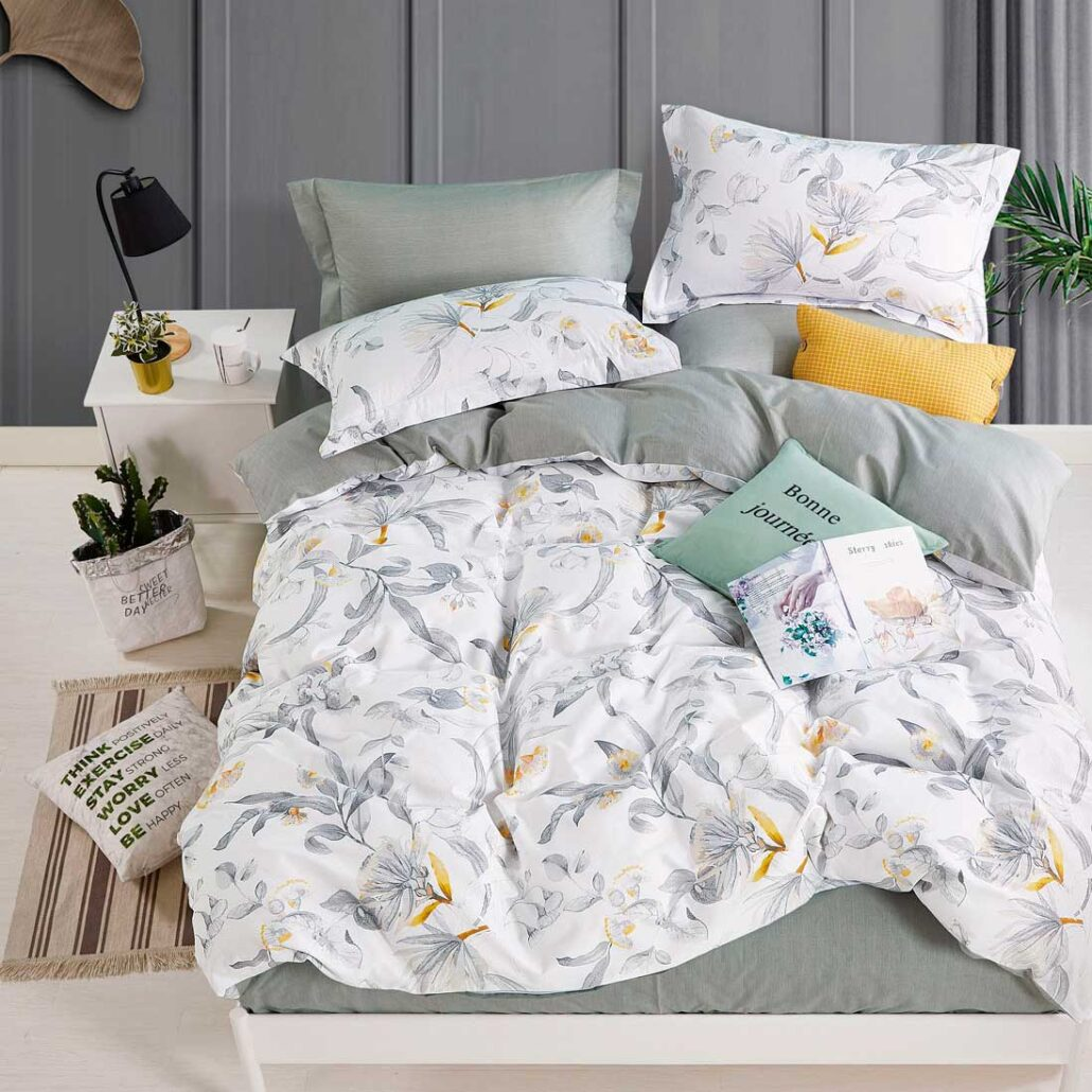 Купить постельное белье сатин 1497 с бесплатной доставкой