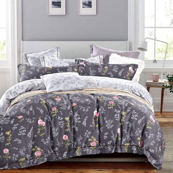 Купить постельное белье сатин 1547 с бесплатной доставкой