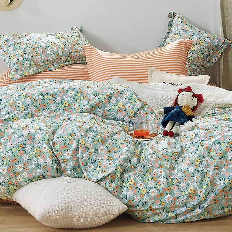 Купить постельное белье сатин Asabella 1562 с бесплатной доставкой