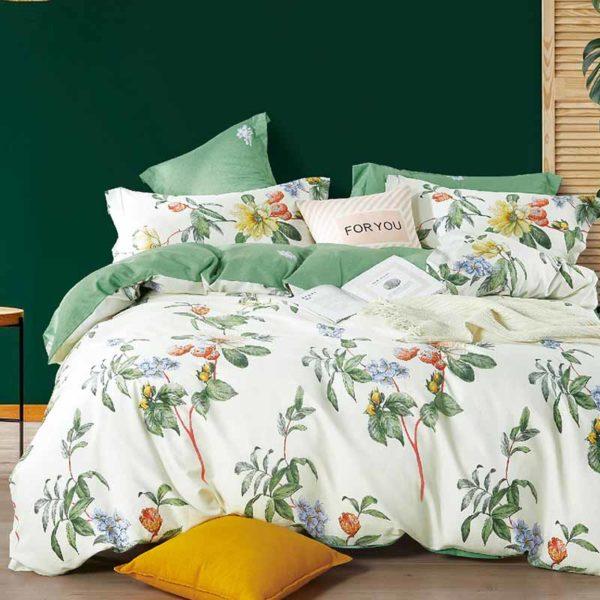 Купить постельное белье сатин 1566 с бесплатной доставкой