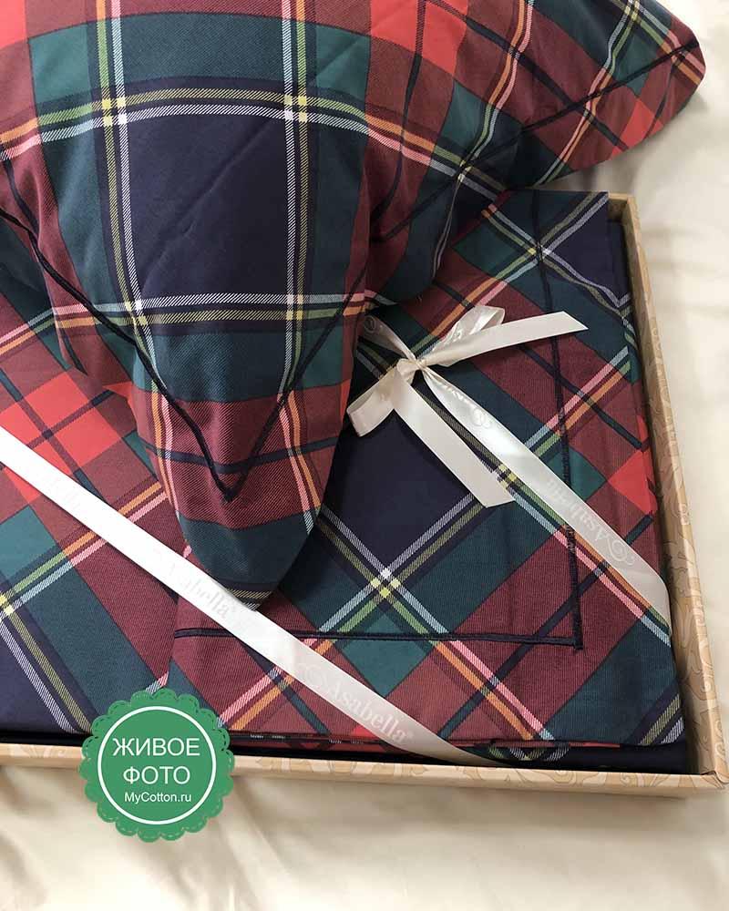 Постельное белье люкс-сатин 1639 Asabella купить в Москве