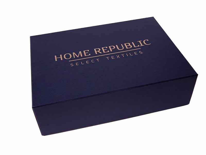 Образец упаковки постельное белье Home Republic купить в Москве
